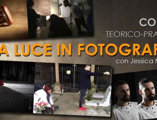 """Corso """"La luce e la fotografia"""" ad Alfonsine"""