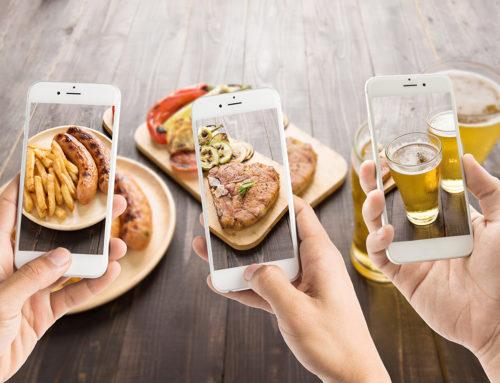 FOTOGRAFIA DI FOOD CON LO SMARTPHONE?