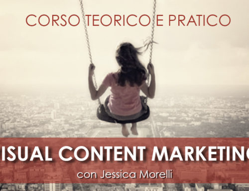 CORSO VISUAL CONTENT MARKETING