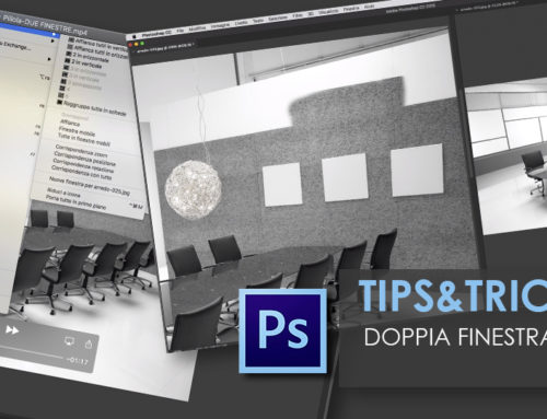 PHOTOSHOP – Doppia Finestra – Tips&Tricks