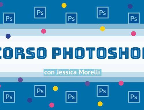 Corso Photoshop a Ferrara con Jessica Morelli